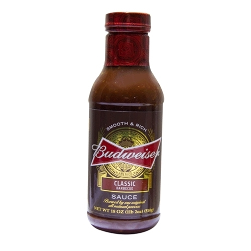 Budweiser Classic Barbecue Sauce