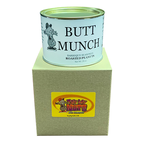 Butt Munch 20 oz. Tin with Box
