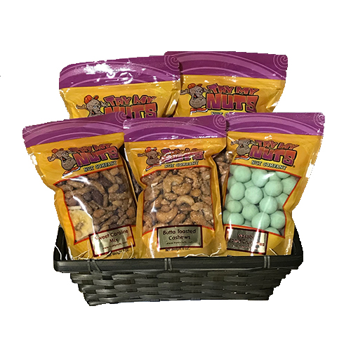 Choose Your Nuts Gift Basket