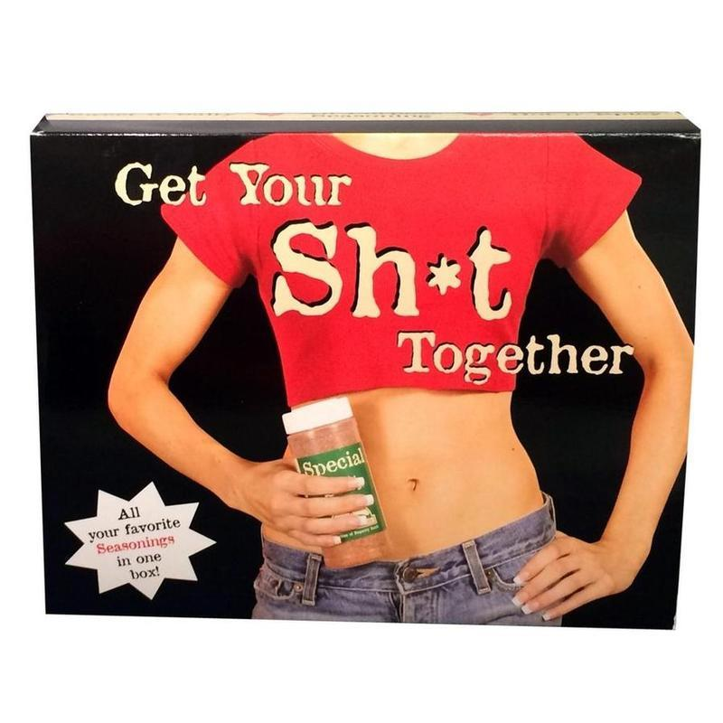 Get Your Shit Together Gift Box