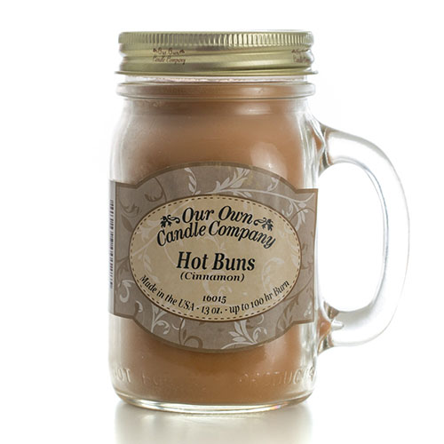 Hot Buns Candle