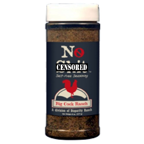 No Shit Salt Free Seasoning