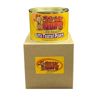 Butta Toasted Peanuts 20 oz. Tin with Box