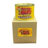 Milk Chocolate Peanut Brittle 20 oz. Tin with Box
