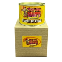 Milk Chocolate Double Dipped Peanuts 20 oz. Tin with Box