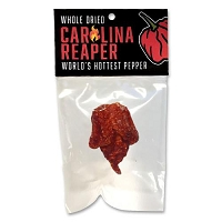 Carolina Reaper Pepper Pod