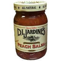 D.L. Jardine's The Original Peach Salsa