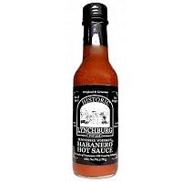 Lynchburg Tennessee Whiskey Habanero Hot Sauce
