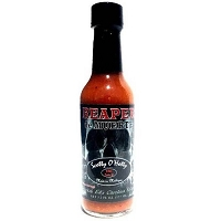 Scotty O'Hotty Reaper de MUERTE Hot Sauce