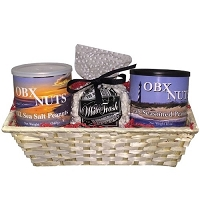 A Taste of the OBX Gift Basket
