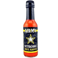 Army Strong Hot Sauce