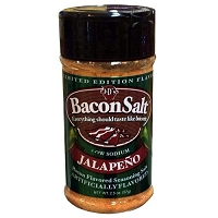 Bacon Salt Jalapeno Flavor