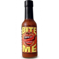Bite Me Garlic Hot Sauce