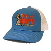 Carolina Blue Trucker Snapback Hat
