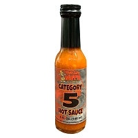 Category 5 Hot Sauce