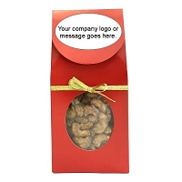 Custom Nuts Gift Box