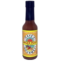Dave's Ginger Peach Hot Sauce