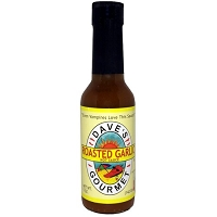 Dave's Gourmet Roasted Garlic Hot Sauce