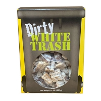 Dirty White Trash 14oz Bag