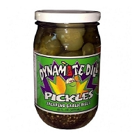 Dynamite Dill Jalapeno Garlic Dill Pickles - OUT OF STOCK