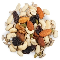 Energy Trail Mix - Raw
