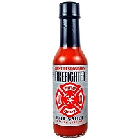 Firefighter Hot Sauce