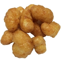 Golden Caramel Corn Nuggets