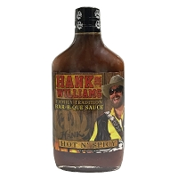 Hank Williams JR Family Tradition Hot N' Spicy BBQ Sauce
