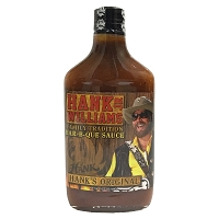 Hank Williams JR Family Tradition BBQ Sauce