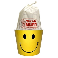 Happy Nuts Bucket