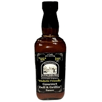 Historic Lynchburg Diabetic Friendly Gourmet Deli & Grillin Sauce