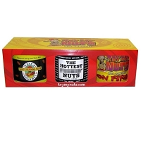 Hot Nut Lover 3 Pack Gift Box