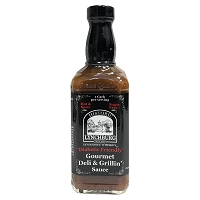 Lynchburg Tennessee Whiskey Diabetic Friendly Hot & Spicy Grillin' Sauce