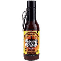 Mad Dog 357 Collector's Edition w/ Bullet or Gun Key Chain Hot Sauce