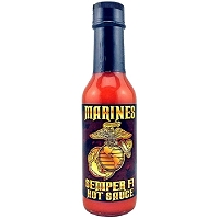 Marines Semper Fi Hot Sauce