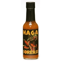 Naga Soreass Hot Sauce