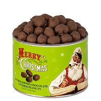 Norman Rockwell Double Dipped Chocolate Peanuts 10 oz. - OUT OF STOCK
