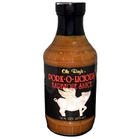 Ole Ray's Pork-O-Licious Barbeque Sauce