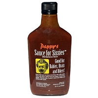 Pappy's BBQ Sauce for Sissies