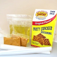 Savory Party Cracker Seasoning Kit