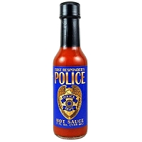 Police Hot Sauce