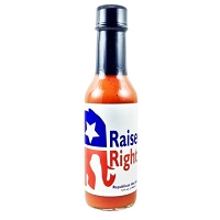 Raised Right Republican Hot Sauce