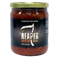 CaJohns Reaper Super Hot Salsa