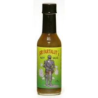 Sir Fartalot's Hot Sauce