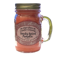 Smoky Spiced Pumpkin Candle