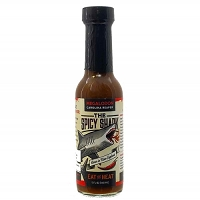 Spicy Shark Megalodon Carolina Reaper Hot Sauce
