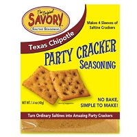 Savory Cracker Seasoning Texas Chipotle Flavor