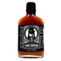 The Elixir Hellfire Hot Sauce