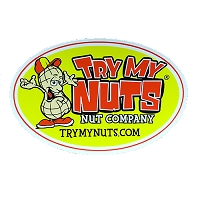 Try My Nuts Bumper Sticker