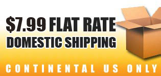 Try My Nuts flat rate shipping